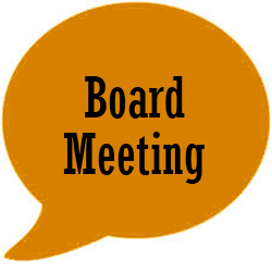 WASBO Board Of Directors Meeting - Rescheduled From April 5